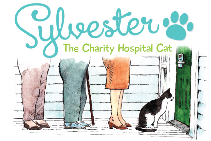 Sylvester Charity Hospital Cat